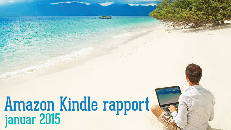 Amazon Kindle rapport – januar 2015