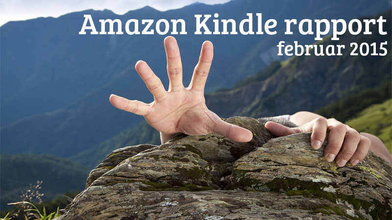 Amazon Kindle rapport - februar 2015