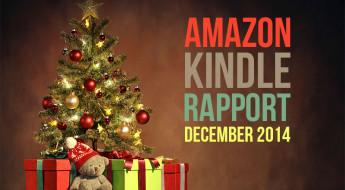 Amazon Kindle rapport – december 2014
