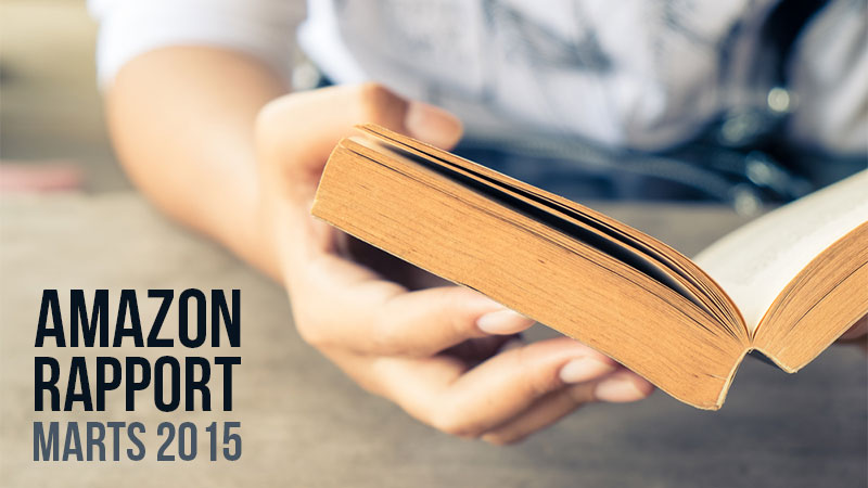 Amazon rapport – marts 2015
